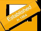 Establised in 1954